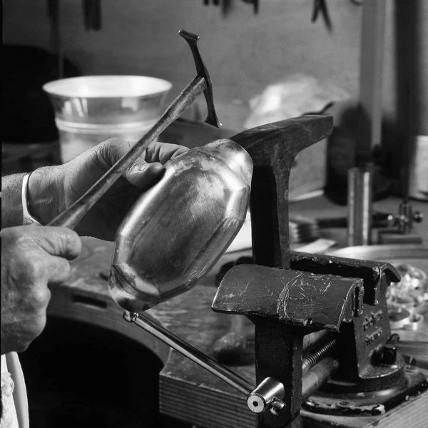 Un faconnage artisanal